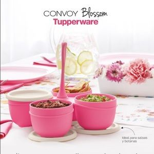 Tupperware Convoy Blossom